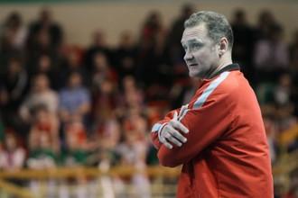 Новый наставник сборной России Андрей Воронков