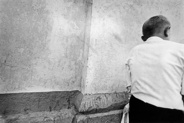 Александр Лапин. Мальчик. 1981. Частное собрание