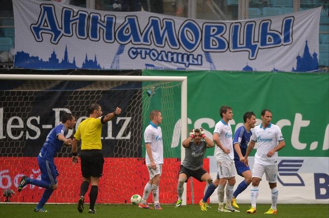 В центральном матче 29-го тура чемпионата России динамовцы постараются дать бой «Зениту» на радость своим землякам из «Локомотива» и ЦСКА