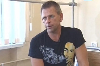 Игорь Черкасов, водитель «скорой»