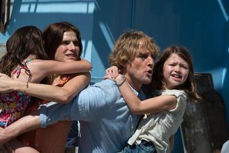 Кадр из фильма «Выхода нет»