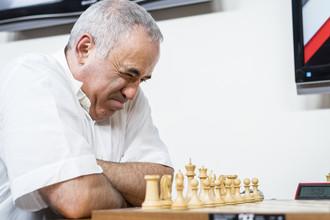 Гарри Каспаров снова объявил об уходе из шахмат
