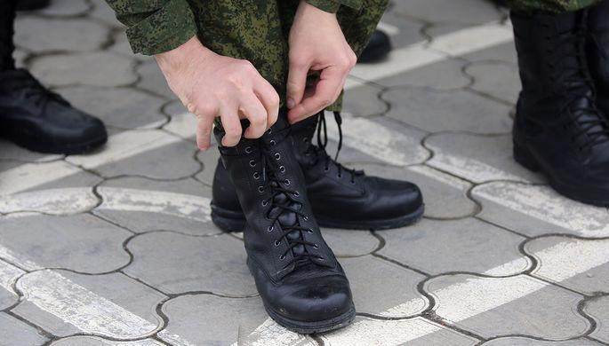 Дисциплина в кулаке: почему из армии не уходит насилие