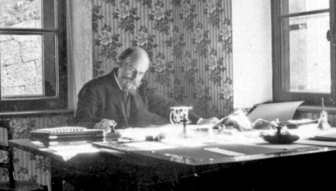 Архитектор Николай Краснов