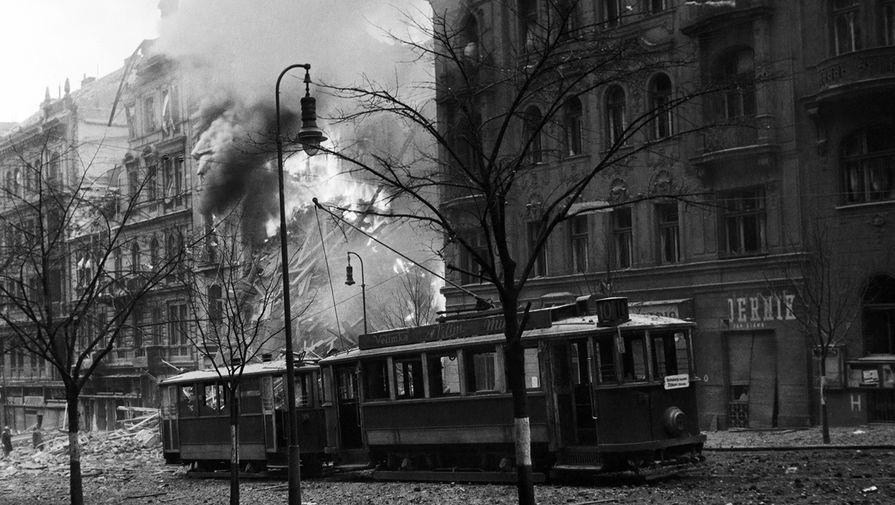 Прага, 14 февраля 1945 года