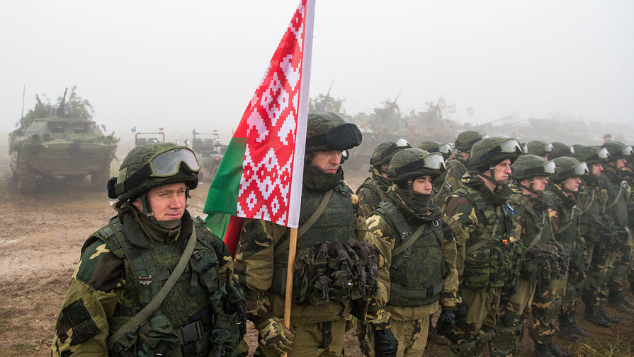 В усеченном варианте: Россия и Белоруссия проводят совместные учения