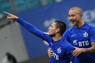 Московское «Динамо» играет с «Тосно» в 15-м туре РФПЛ