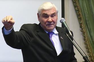 Фатих Сибгатуллин, скриншот из видео 2014 года
