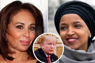 Война за хиджабы: Трамп вступился за любимую ведущую Fox