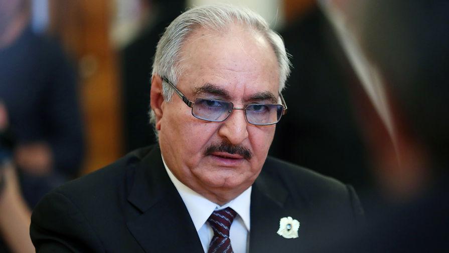 «Уберите наемников»: Хафтар не подписал соглашение по Ливии