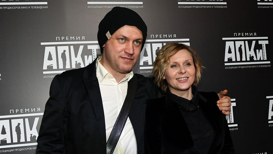 Яна Троянова и Василий Сигарев, 2017 год