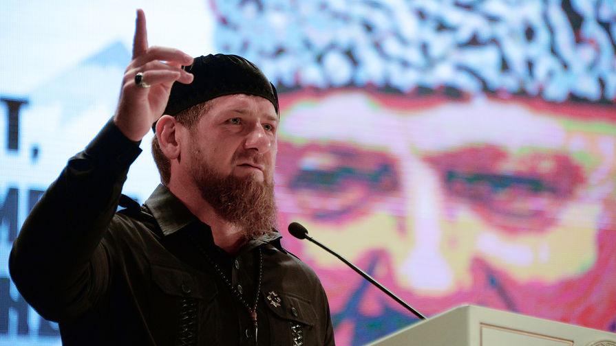 Кадыров попросил не забирать его в космос