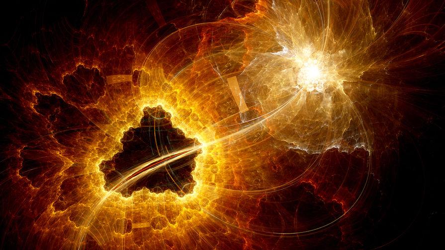 Выдвинута новая теория, объясняющая темную материю и темную энергию