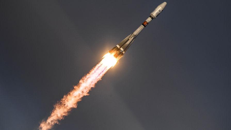 Старт ракеты-носителя «Союз-2.1б»