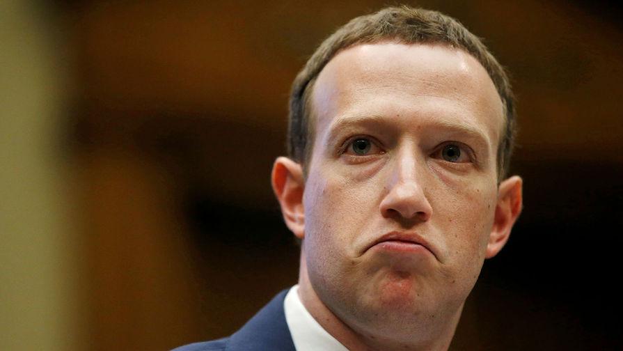 CNN: Цукерберг пропустит заседание парламента Канады