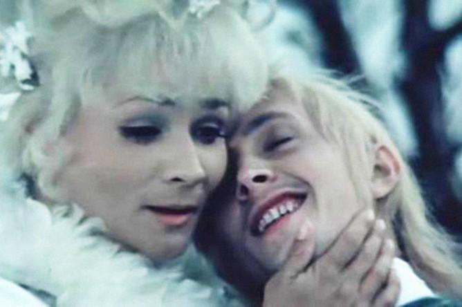 Зинаида Славина в фильме «Иван да Марья» (1974)