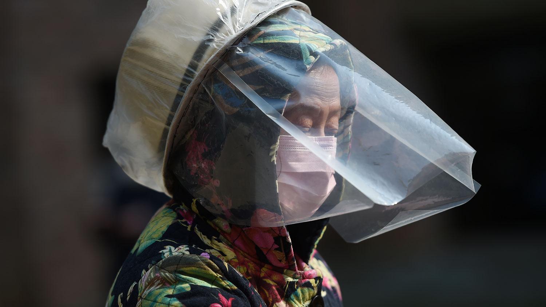 Распространение коронавируса в мире, актуальное на 19 мая 2020 года