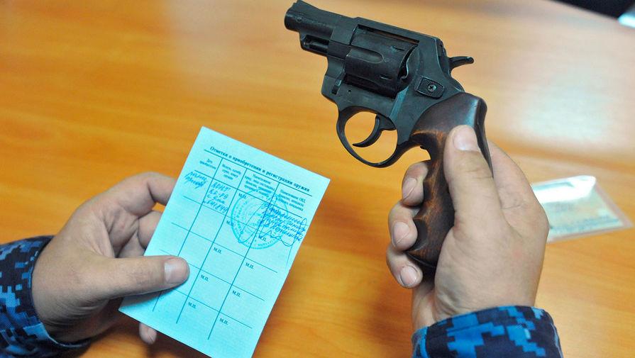 В Госдуме предложили ужесточить ответственность в сфере оборота оружия