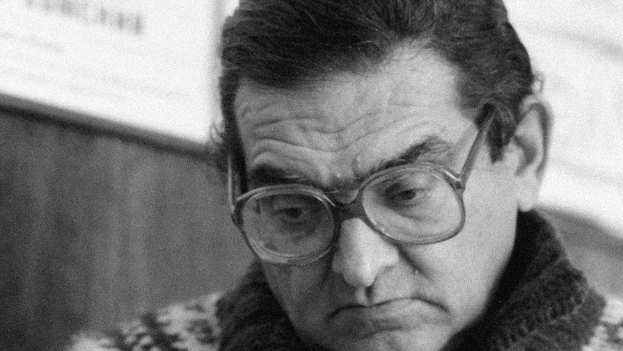 Леонид Зорин, 1986 год