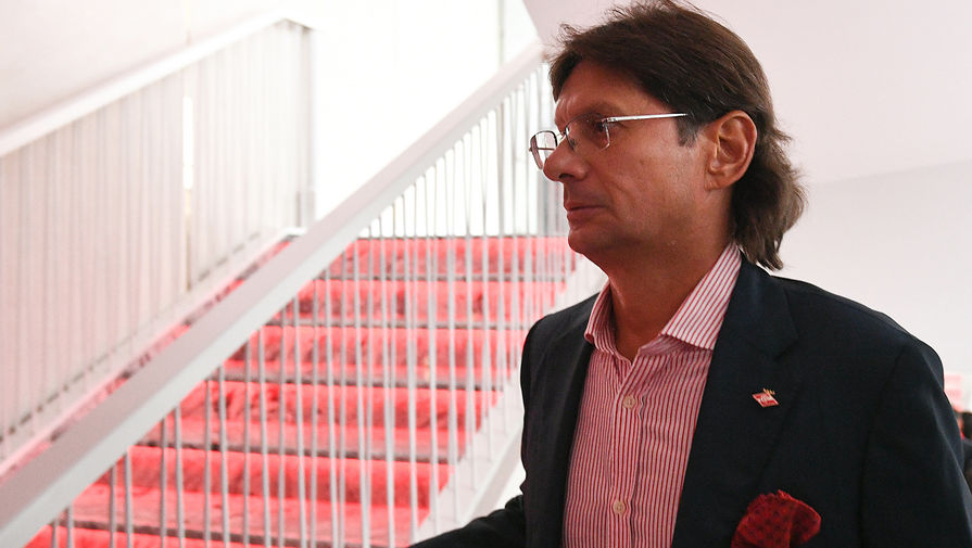 Вице-президент ПАО «ЛУКОЙЛ» и президент футбольного клуба «Спартак» Леонид Федун