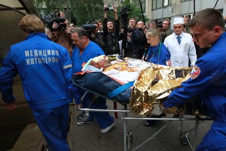 Александр Галимов скончался в понедельник утром