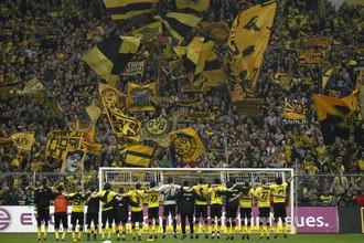 Дортмундская «Боруссия» не проигрывает уже 20 матчей подряд
