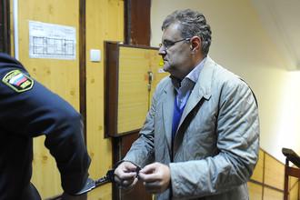 Основатель алкогольной компании «Парламент групп» Юрий Манилов, подозреваемый в вымогательстве