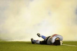 Поведение фанатов сорвало матч между «Индепендьенте» и «Бельграно»