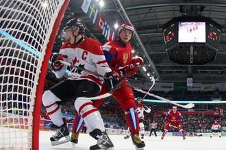 У российских хоккеистов есть шанс взять реванш у канадцев