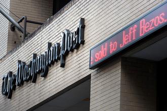 Миллиардер Джефф Безос купил газету The Washington Post
