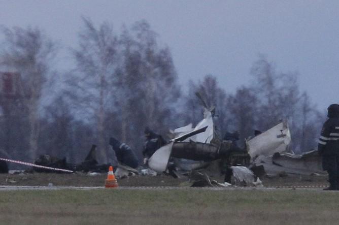 СК завершил расследование крушения Boeing 737 в Казани в 2013 году