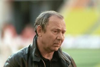 Олег Романцев в 2003 году — в свой последний год в «Спартаке»