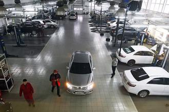 Российские автовладельцы не доверяют сервисным центрам официальных дилеров