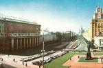 Триумфальная площадь, 50–60-е годы
