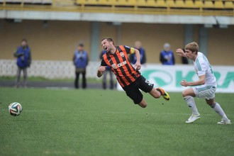 «Шахтер» уступил «Ворскле» в матче 25-го тура чемпионата Украины