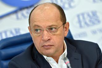 Президент РФПЛ Сергей Прядкин тоже выступает за расширение лиги до 18 клубов