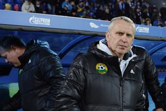 Леонид Кучук проиграл в первом матче за «Кубань»