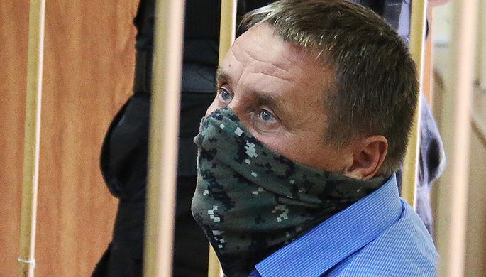 Заместитель начальника управления собственной безопасности Следственного комитета России Александр...