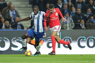 Матч 13-го тура чемпионата Португалии «Порту» — «Бенфика»