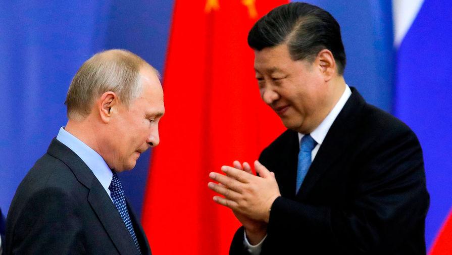 Угроза для Америки: помощник Рейгана напуган сближением РФ и КНР