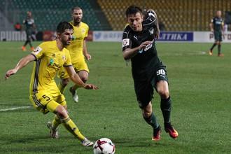 «Ростов» и «Краснодар» мечтают вернуться в Европу