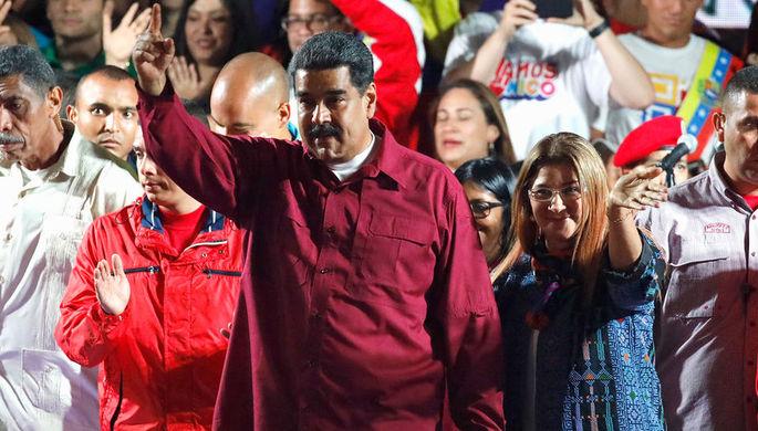 Президент бедняков: Мадуро побеждает в Венесуэле