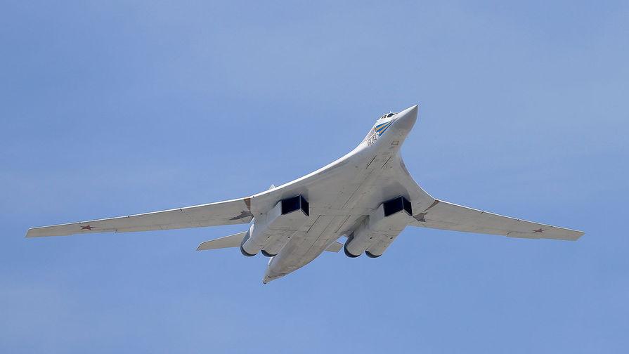 Поближе к США: Ту-160 перебазировался в Анадырь