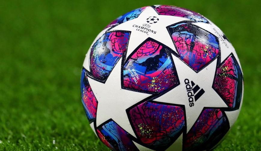 Футбольный мяч финала Лиги чемпионов — 2020