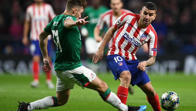 «Реал» празднует победу в Суперкубке Испании