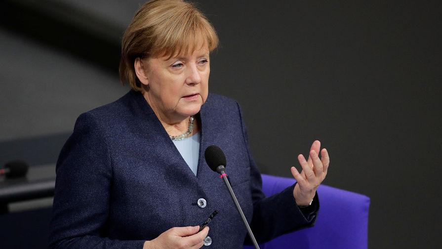 Германия выделит дополнительные 1,5 млрд евро на борьбу с пандемией