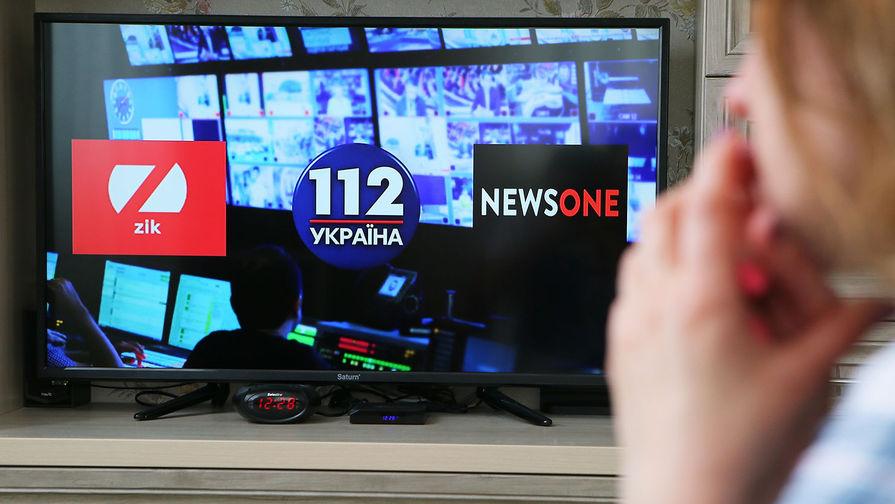 Журналисты попавших РїРѕРґСЃР°РЅРєС†РёРё украинских телеканалов обратились РєРњРµСЂРєРµР»СЊ