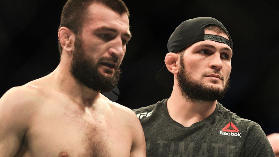 Брат Хабиба Нурмагомедова проведет бой на UFC 260
