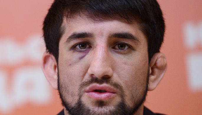 Дмитрий Кузнецов после нападения
