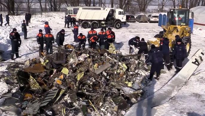 «Страшно, конечно, было»: как загорелся Ту-204 над Уфой